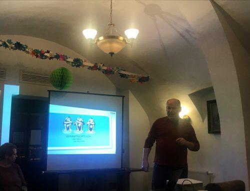 "Integrations-Workshop ""Miteinander Leben"" 28.1.2019"