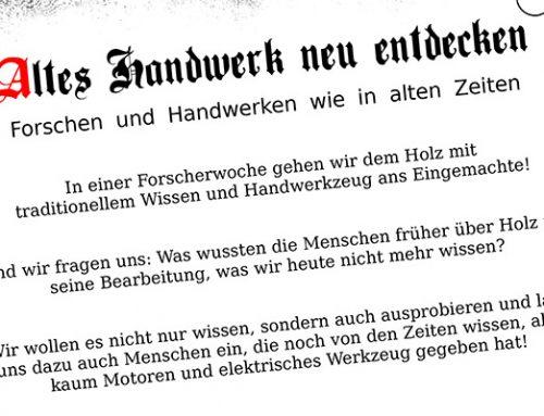 "Hofkollektiv Zwetschke: ""AltesHandwerk neu entdecken"""